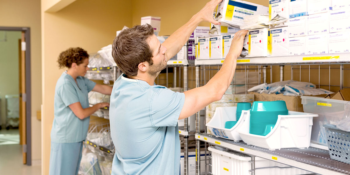 Medical Record & Supply Storage - Capital Courier Services